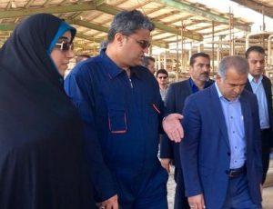 حداقل نمودن مشکلات کم آبی و رونق گردشگری استان از اولویتهای اصلی حوزه معاونت عمرانی است
