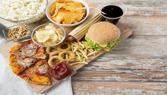 رژیم غذایی برای شکم ۶ تکه