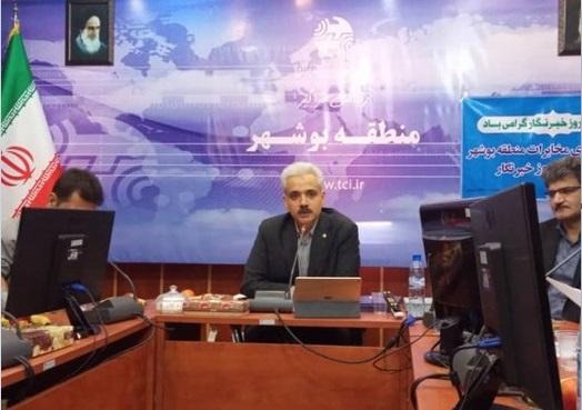 سرعت اینترنت خانگی در استان بوشهر چهار برابر میشود