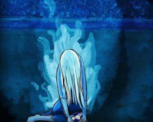 یادداشتی درباره دختر آبی