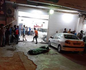 قتل شهروند بوشهری با ۱۲ گلوله