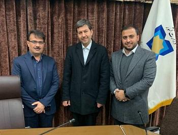 دیدار شهردار و نایبرییس شورای شهر بوشهر با معاون عمرانی وزیر کشور+عکس