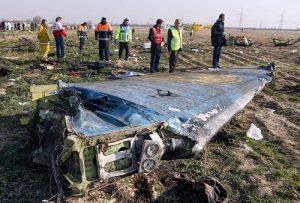 ایران تایید کرد: شلیک پدافند، عامل سقوط هواپیمای اوکراینی