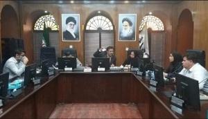 انتقادات تند شمشیری نسبت به اکبر توسلی/نصرتی : کارکنان شهرداری به بهانه کرونا کار مردم را انجام نمیدهند