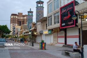 ورشکستگی کسبه در بوشهر بخاطر کرونا
