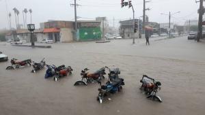 سیلاب در دشتستان یک قربانی گرفت