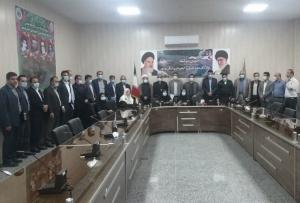 انتصاب سرپرست معاونت برنامه ریزی و توسعه مدیریت و منابع اداره کل منابع طبیعی و آبخیزداری استان بوشهر