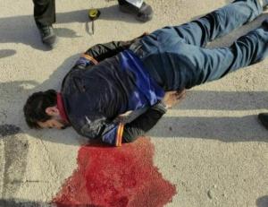عامل قتلهای خانوادگی کنگان کشته شد+ عکس