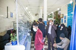 کانون شیوع کرونا در برخی ادارات استان بوشهر