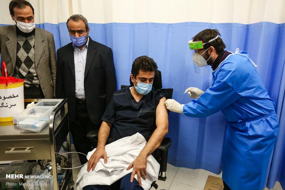 کمتر از ۲ درصد بوشهریها واکسن کرونا زدهاند + اینفوگرافی
